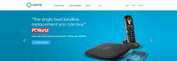 Ooma Banner